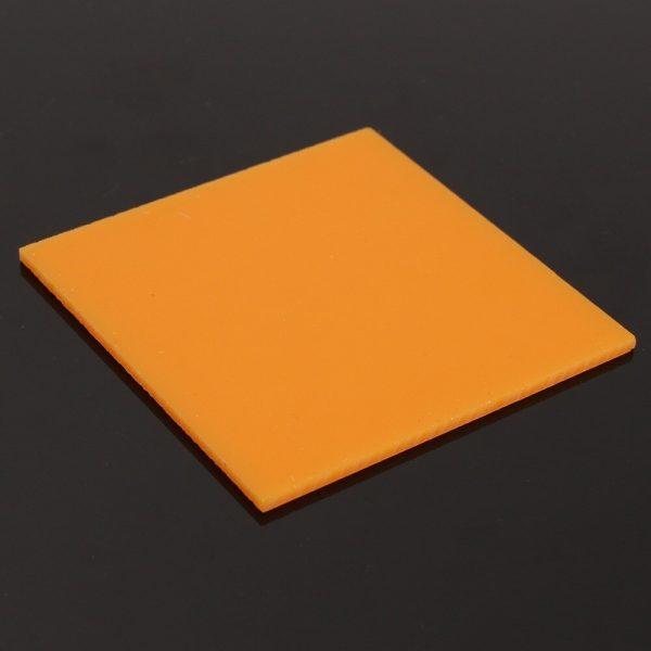 Акрил литой Altuglas® Colours 3мм 2030x3050мм оранжевый 100.25001