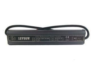 Блок питания 40 Вт IP67 12V slim